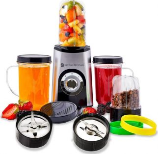 KitchenBrothers Smoothie Blender