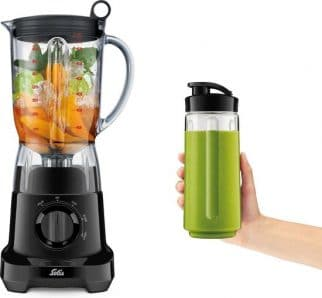 Solis Mix & Go Blender 8324